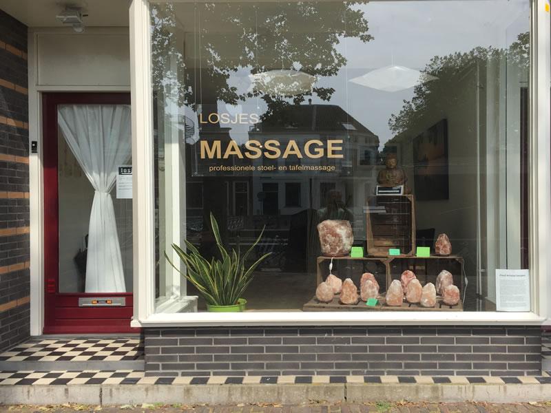 Foto van de winkel Massage praktijk Vreeling massage