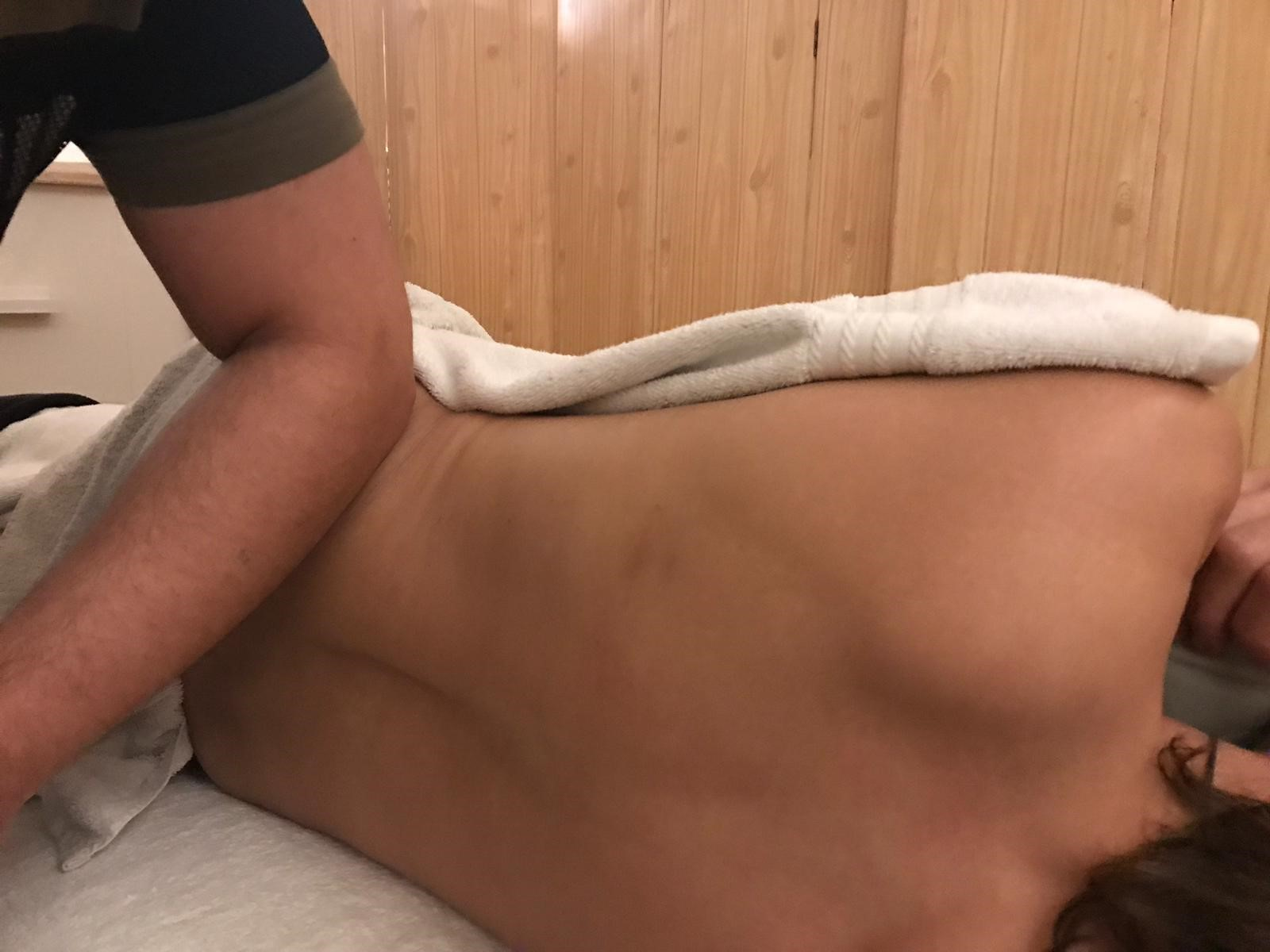 ontspannings massage bij Losjes massage Utrecht
